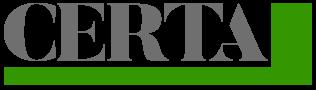 CERTA – advocaten Logo